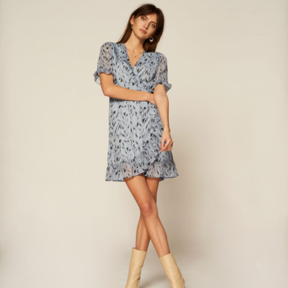 Rosy-SS-Dress-Blue_Front_600x600